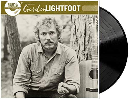 Gordon Lightfoot - Drop The Needle : Best Of Gordon Lightfoot Exclusive Black Vinyl [VG+NM]
