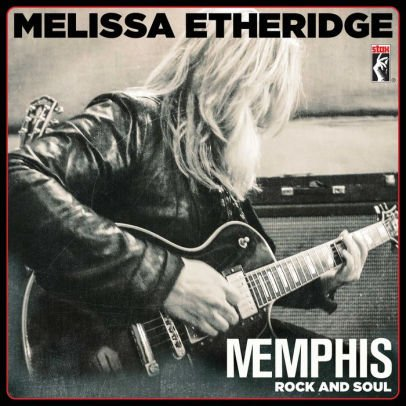 Melissa Etheridge Memphis Rock and Soul | Red Vinyl
