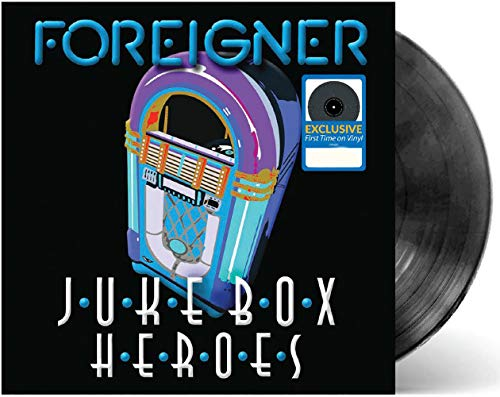 Foreigner - Juke Box Heroes Exclusive Limited Edition Vinyl LP [Vinyl]