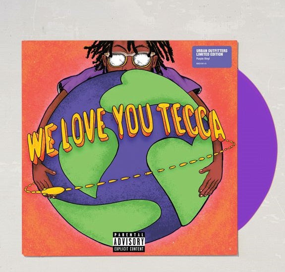 Lil Tecca - We Love You Tecca Limited Exclusive Purple Vinyl