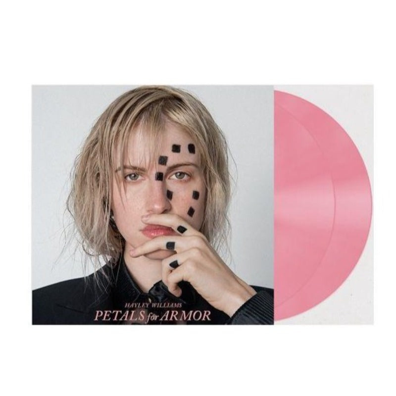 Hayley Williams - Petals for Armor I Exclusive 2LP Pink Vinyl limited Edition