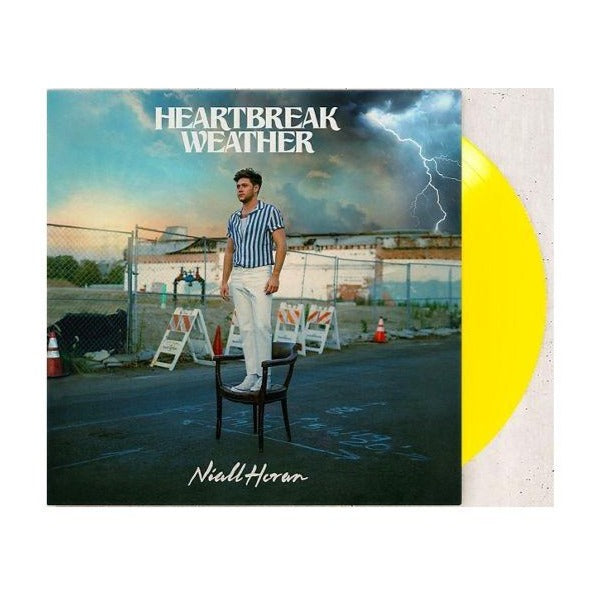 Niall Horan - Heartbreak Weather Limited Edition Exclusive Yellow Vinyl Album LP_Record