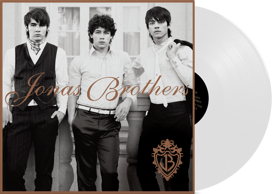 Jonas Brothers - Jonas Brothers LP Exclusive White Vinyl Club Edition
