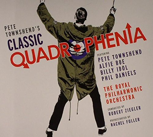 Royal Philharmonic Orchestra - Classic Quadrophenia Exclusive Limited Edition Vinyl 2LP