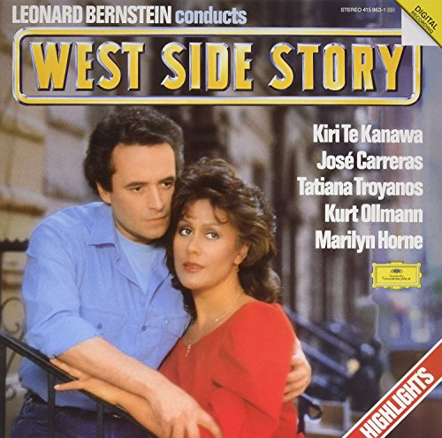 Leonard Bernstein Conducts West Side Story [LP]