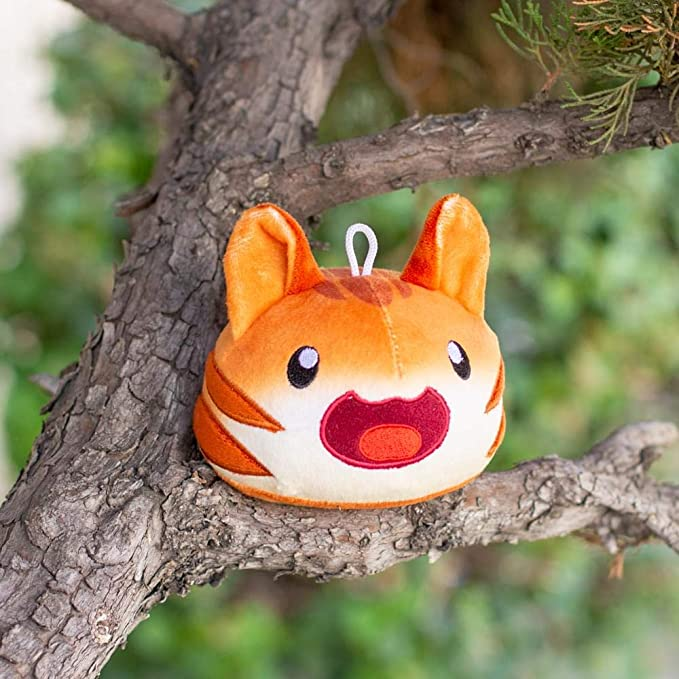 Valve. Slime Rancher Tiger Tabby Limited Edition Plush Stuffed Animal