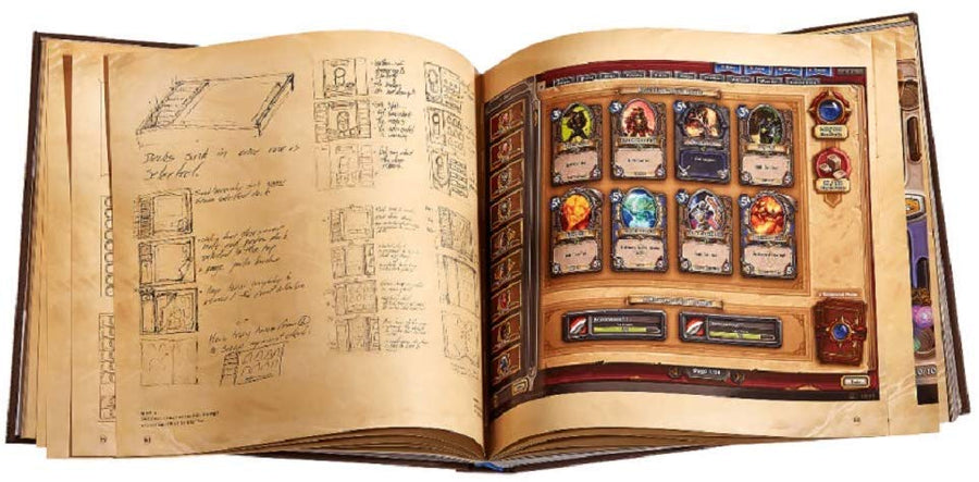 The Art of Hearthstone (Limited Edition)