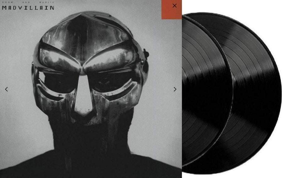 MF Doom & Madlib - Madvillainy Limited Edition 2x LP Vinyl Record