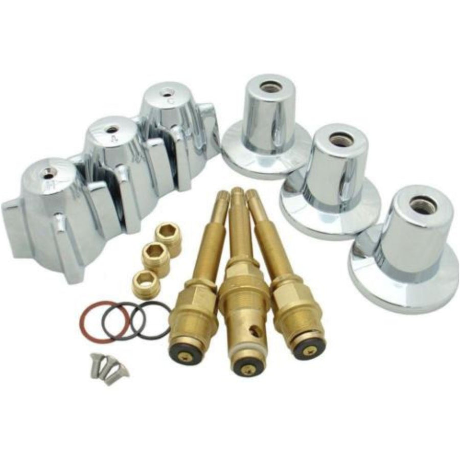 PartsmasterPro Tub and Shower Repair Kit for Central Brass 53017