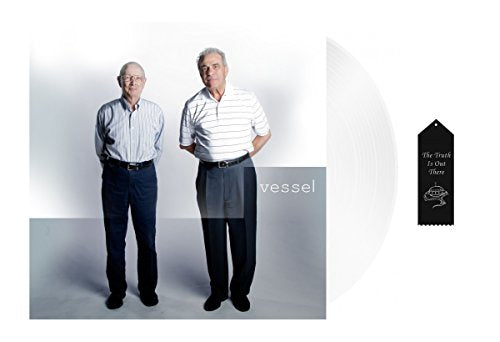 Twenty One Pilots Vessel (Clear Colored Vinyl w/Digital Download + Ribbon)
