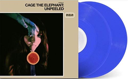 Unpeeled (Exclusive Limited Edition 2LP Blue Vinyl)