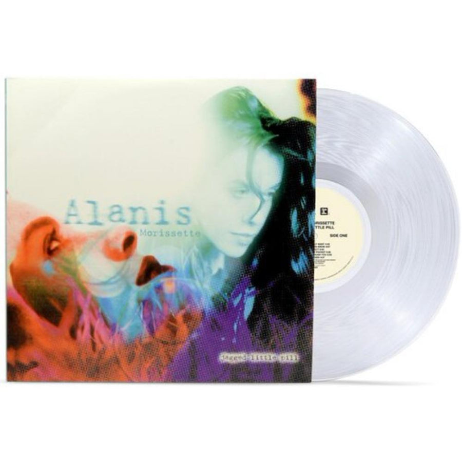 Alanis Morissette - Jagged Little Pill Exclusive Limited Edition White Color Vinyl LP