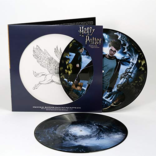 John Williams - Harry Potter and the Prisoner of Azkaban OST Picture Disc Exclusive Vinyl