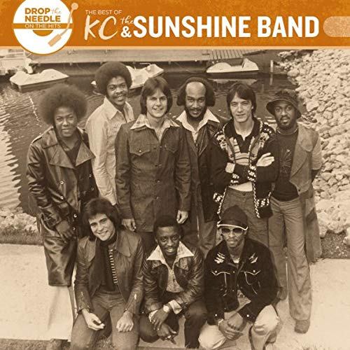 KC & the Sunshine Band - Drop the Needle On the Hits Exclusive Limited Edition Vinyl VG+