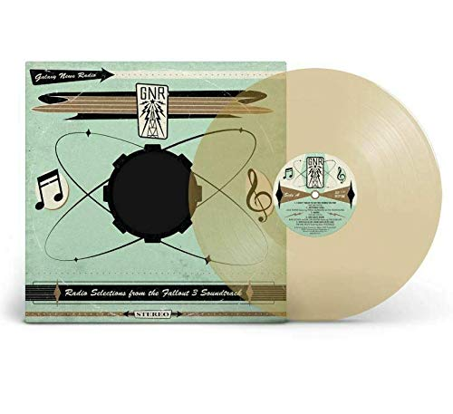 Galaxy News Radio Radio Selections From The Fallout 3 Soundtrack Exclusive Vinyl