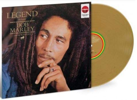 Bob Marley and The Wailers  Legend (Exclusive Gold vinyl) [vinyl] Bob Marley