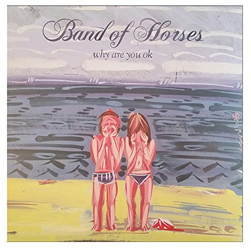 Band Of Horses ‎- Why Are You OK Exclusive Cover Art by Steve Keene