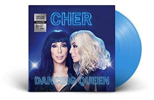 Cher - Dancing Queen Translucent Blue Vinyl [Condition VG+NM]
