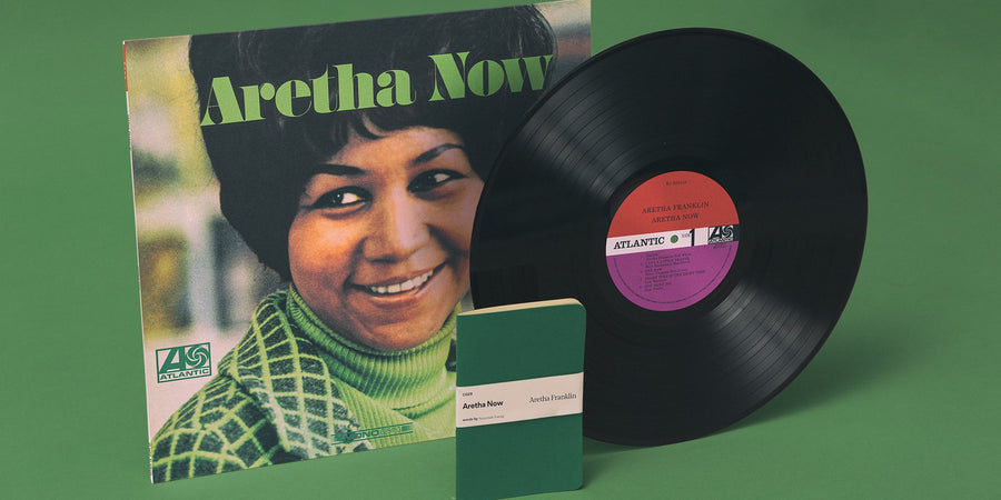 Aretha Franklin - Aretha Now Exclusive Black Vinyl With Listening Notes Booklet