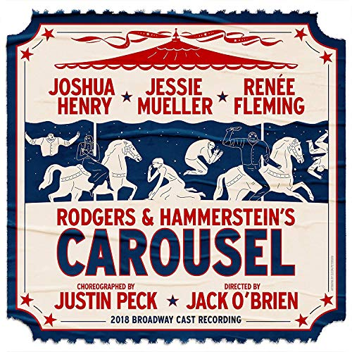 Rodgers & Hammerstein's - Carousel 2018 Broadway Cast Recording Exclusive Vinyl 2LP [Condition VG+NM]