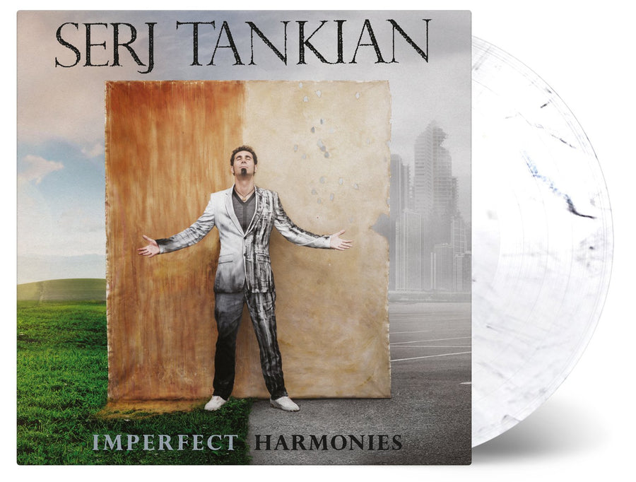 Serj Tankian - Imperfect Harmonies Limited Edition White Marbled Vinyl