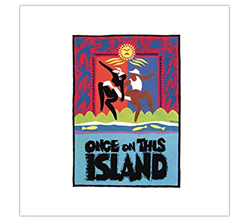 Lynn Ahrens - Once on This Island The Musical Original Broadway Cast Recording Exclusive Vinyl LP