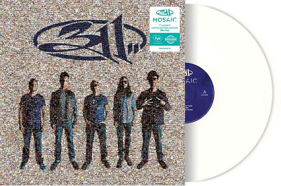 311 - Mosaic Exclusive White Vinyl Limited Edition