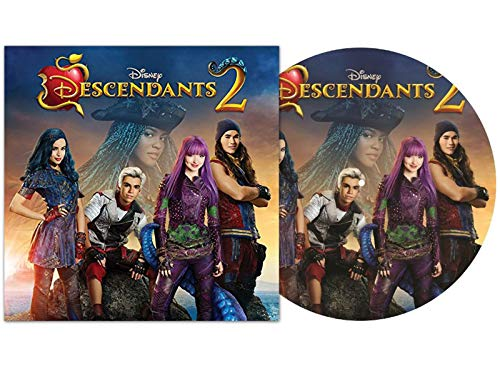 Various ‎– Disney Descendants 2 Vol. 2 Original TV Movie Soundtrack Picture Disc Vinyl LP