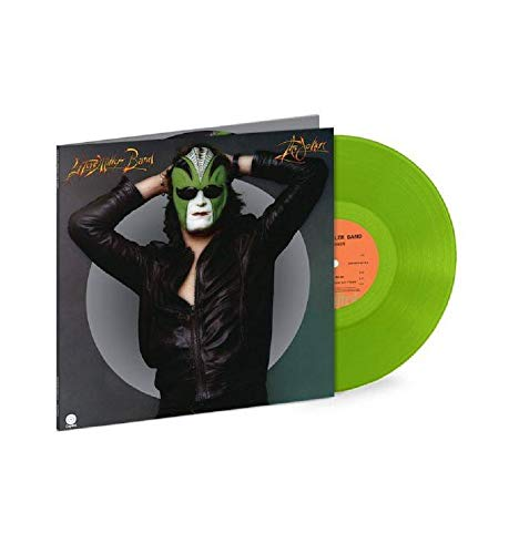 The Steve Miller Band - The Joker Exclusive Limited Edition 180-gram Green Vinyl LP