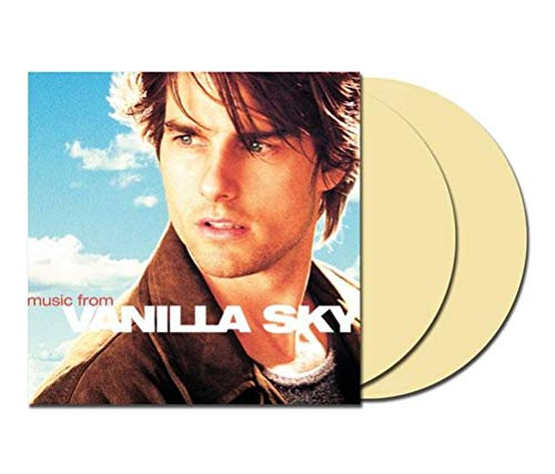 Various - Music from Vanilla Sky Exclusive Limited Edition 2X LP Vanilla Yellow Colored Vinyl