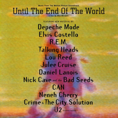 Until the End of the World- Original Movie Soundtrack 2xLP Exclusive Yellow Vinyl