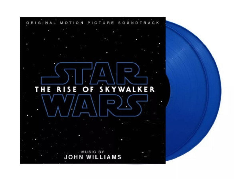 John Williams - Star Wars: The Rise Of Skywalker Orginal Movie Soundtrack Exclsuive Blue Vinyl