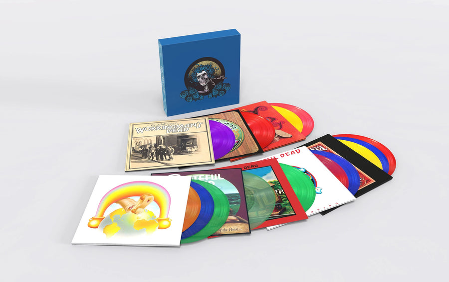 Anthology - The Story Of The Grateful Dead Exclusive Collectors-Edition Vinyl Box Set