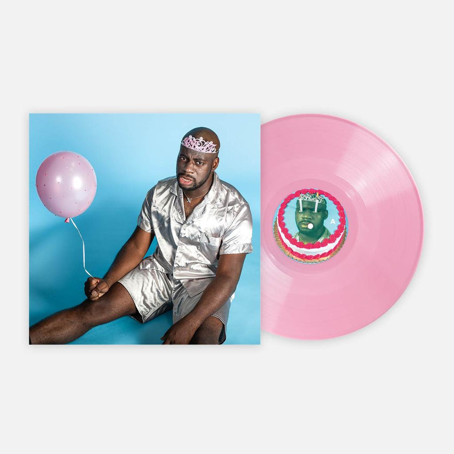 NNAMDÏ - BRAT Exclusive Limited Edition Pink Vinyl vinceron