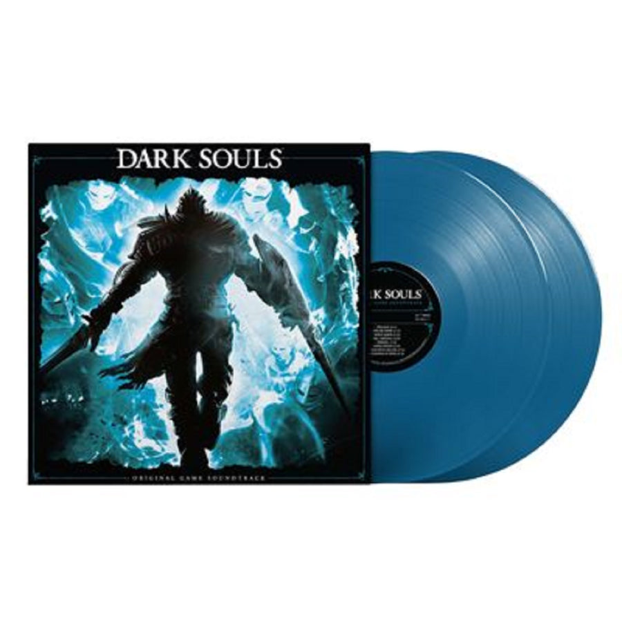 Dark Souls I Limited Edition Exclusive Blue Vinyl Collection 2LP_Record VG/NM
