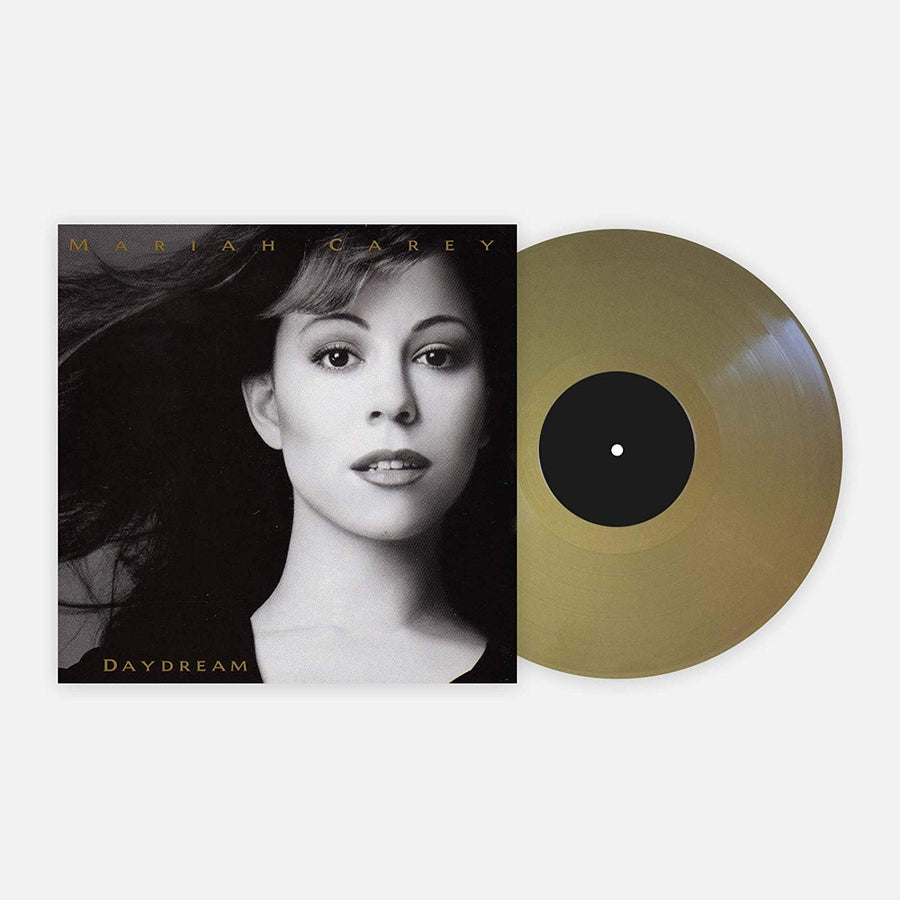 Mariah Carey - Daydream Exclusive Club Edition Gold Metallic Vinyl LP