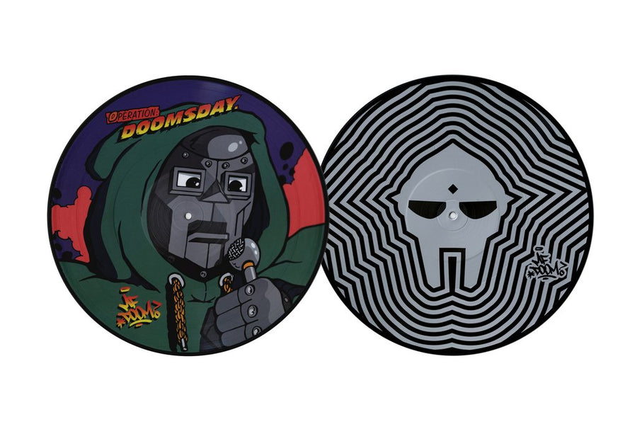 MF Doom - Operation Doomsday Exclusive Limited Edition Numbered Picture Disc Vinyl