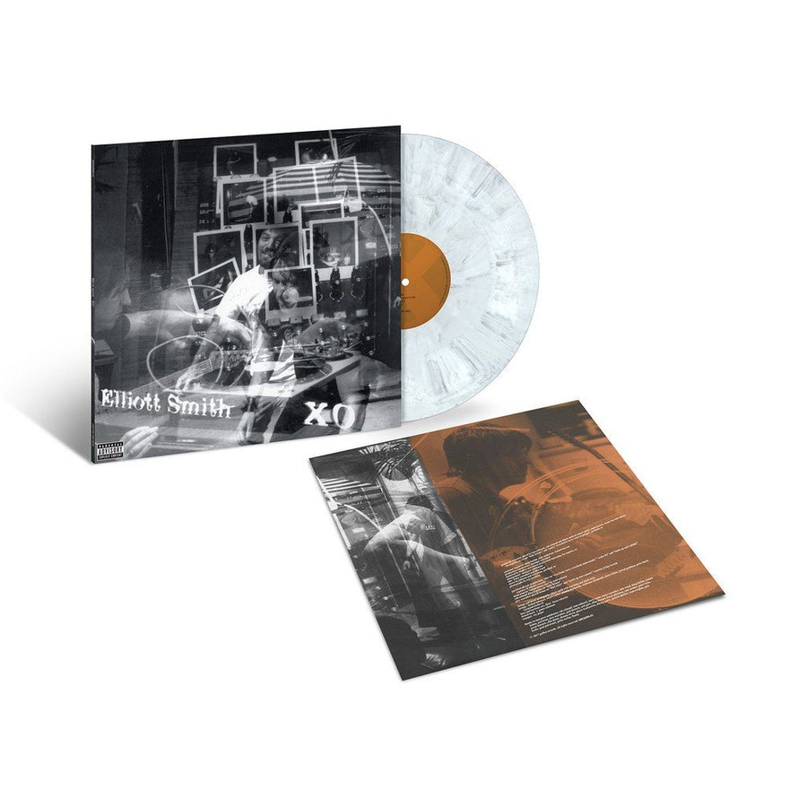 Elliot Smith - XO Limited Edition Black & White Marble Vinyl