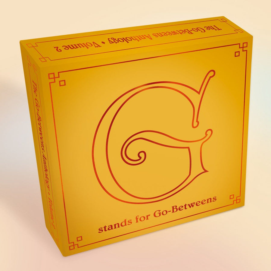 G Stands For Go-Betweens: The Go-Betweens Anthology - Volume 2 5LP/5 CDs Box set