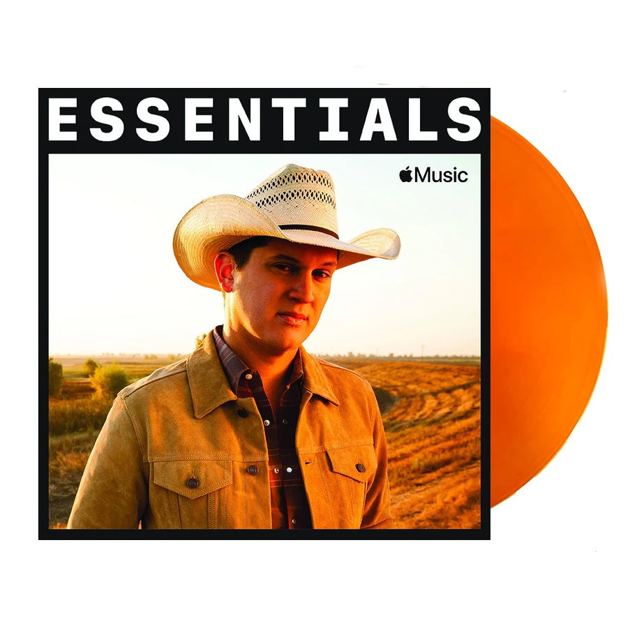 Jon Pardi ‎– Apple Music Essentials Limited Edition Orange Color Vinyl LP