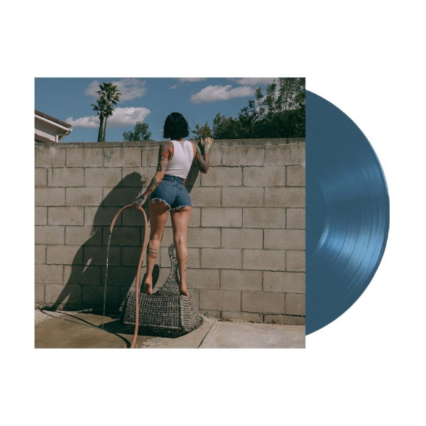 Kehlani - It Was Good Until It Wasn't (Autographed Water Blue Colored Vinyl) Limited Edition