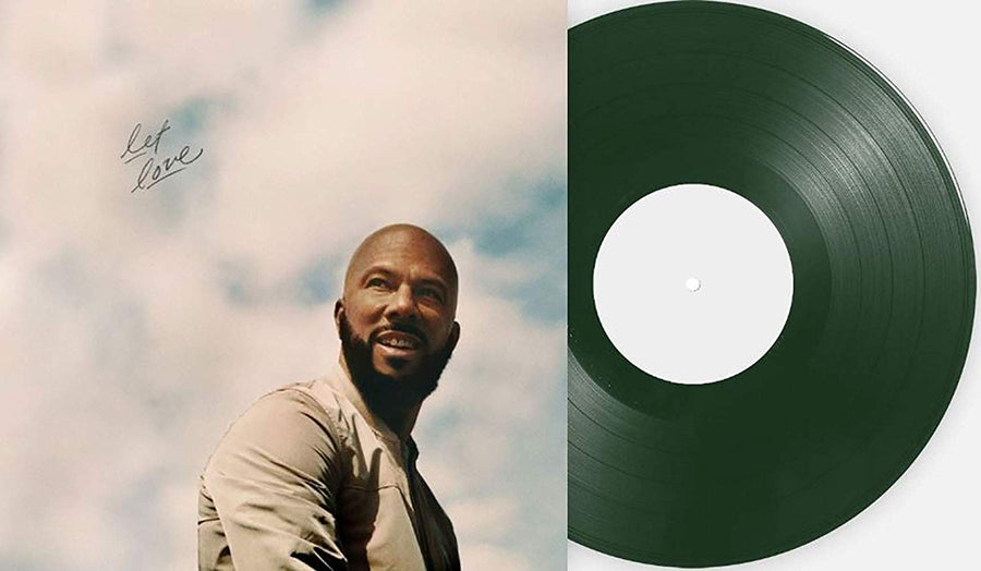 Common Let Love - Exclusive Limited Edition Evergreen Colored Vinyl LP #/500