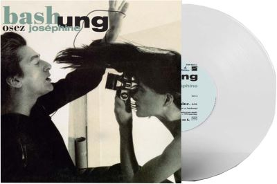 Alain Bashung - Dare Josephine Exclusive Limited Edition Transparent Vinyl [LP_Record]
