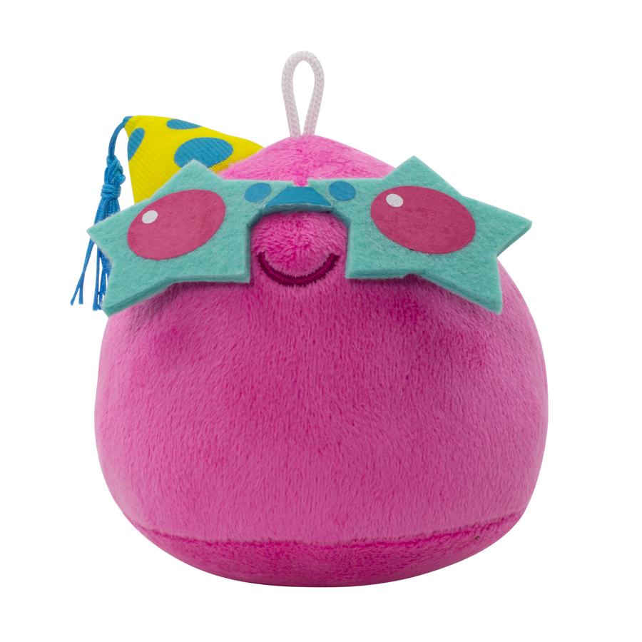 Slime Rancher - Imaginary People Plushies Round 4 Party Pink Slime Plush Soft Cuddly toy