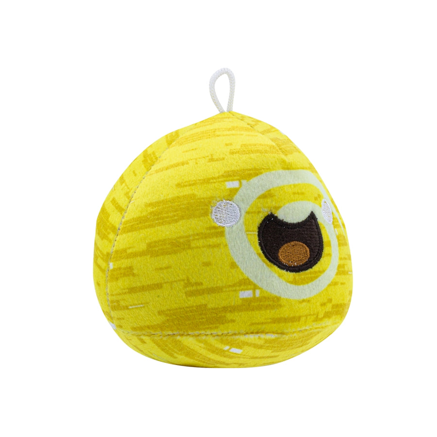 Slime Rancher - Quantum Slime Plush Yellow Color Soft Cuddly toy