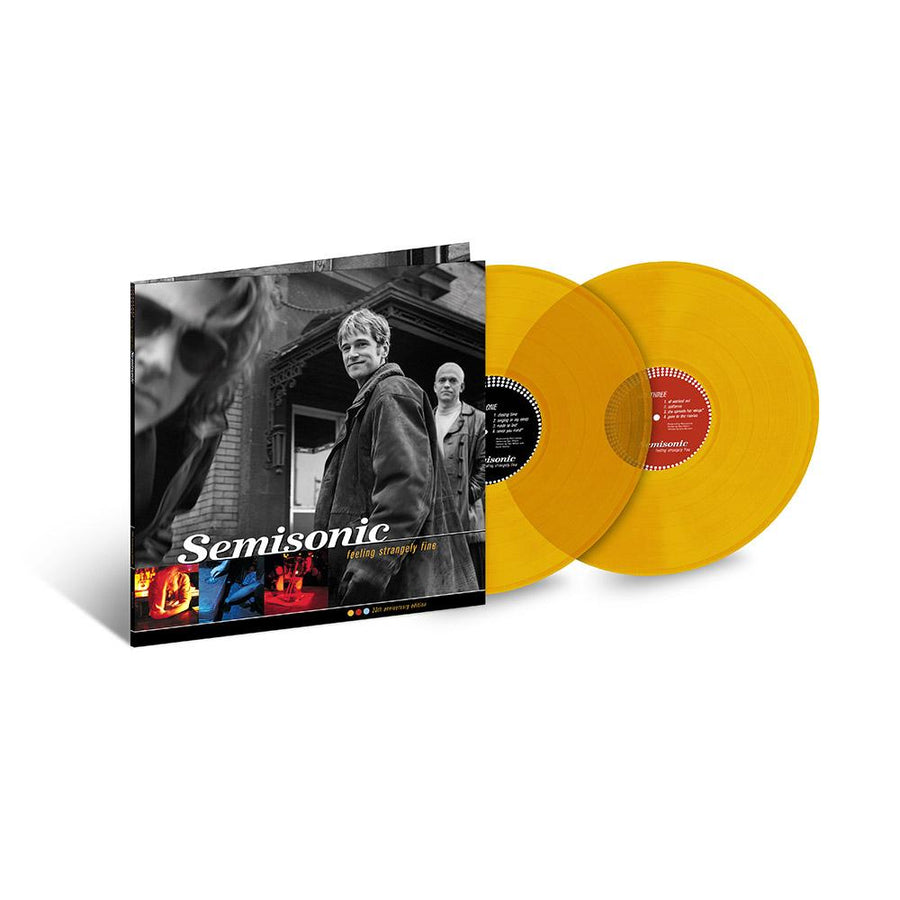 Semisonic - Feeling Strangely Fine Exclusive Gold 20Th Anniversary Edition Vinyl [2LP_Record]