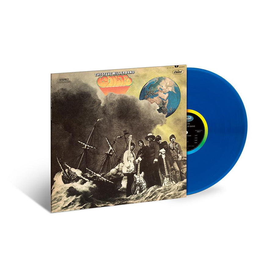 Steve Miller Band - Sailor Exclusive Limited Edition Blue Vinyl [LP_Record]