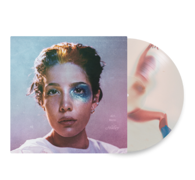 Halsey - Manic Spotify Exclusive Picture Disc Vinyl Album Limited Edition LP_Record