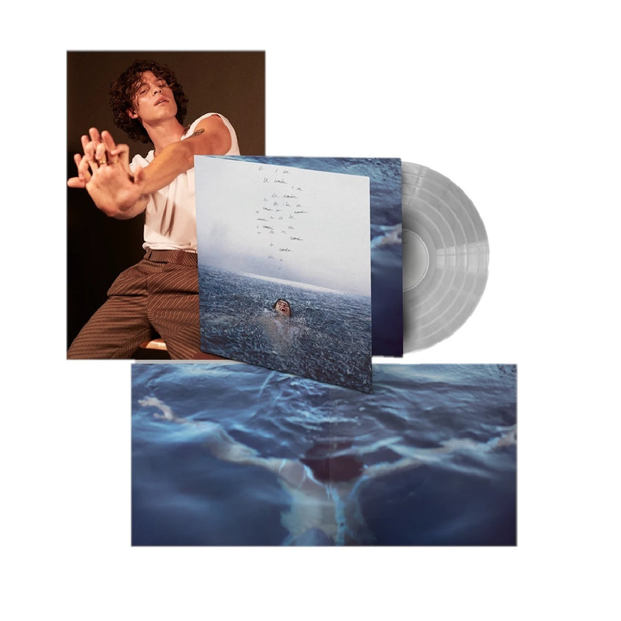 Shawn Mendes - Wonder Exclusive Clear Vinyl Album LP_Record Limited Edition