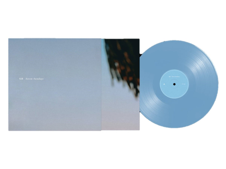 SiR - Seven Sundays 5th Anniversary Deluxe Edition Exclusive Sky Blue Vinyl Album Limited Edition LP #/250 Kendrick Lamar, SZA, Anderson. Paak, D Smoke